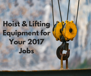 Hoist and Lifting