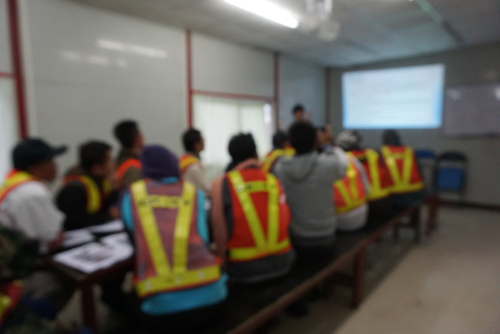 Accident prevention education