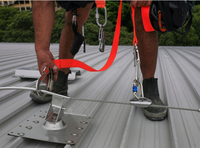 What Is a Rigid Rail Fall Protection System?