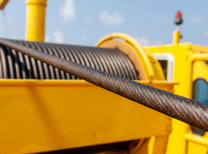 Essential Wire Rope Supplies