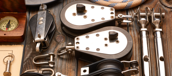 Developments in Rigging Hardware