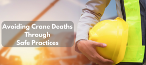 Avoiding Crane Deaths Through Safe Practices