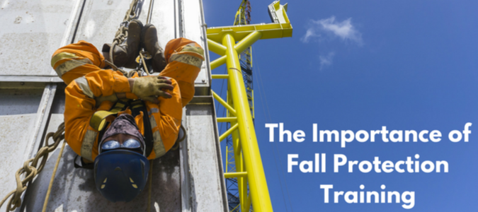 The Importance of Fall Protection Training